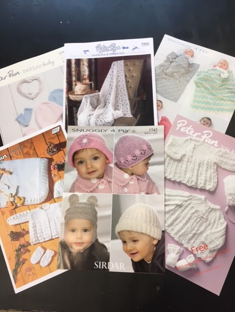 Accesories Patterns for Babies