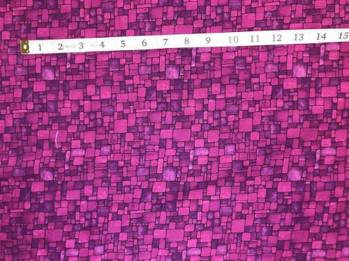 Fabric Freedom Light Fantastic Mosaic Lilac Fabric FA2-021