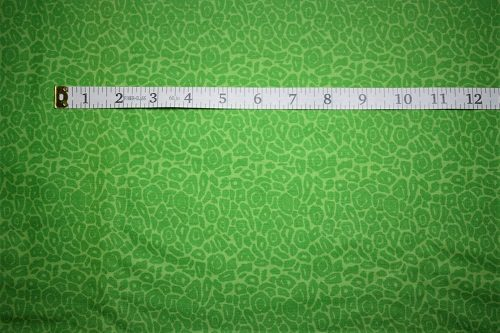 RJR Fabrics Dan Morris Sew Catty Green Fabric FA3-018