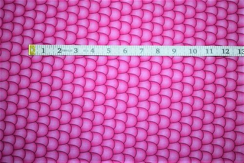 RJR Fabrics Days of Yore Magenta Fabric FA3-021