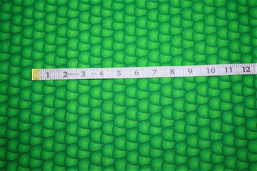 RJR Fabrics Days of Yore Green Fabric FA3-023
