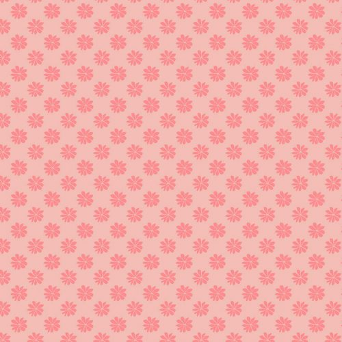 Liberty of London English Garden Floral Dot Pink Fabric LF04775603Y
